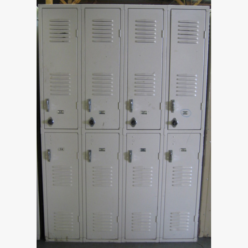 Used Double Tier Lockersimage 1