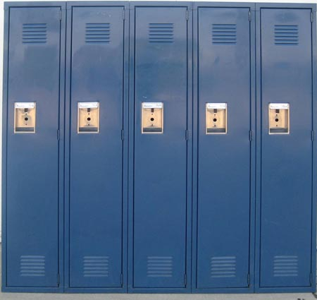 """locker searches If your locker is considered personal property, then your school may not search your locker unless it has a """"reasonable suspicion"""" that it may find something against the law or school rules but if your locker is considered school property, then your locker can be searched."""