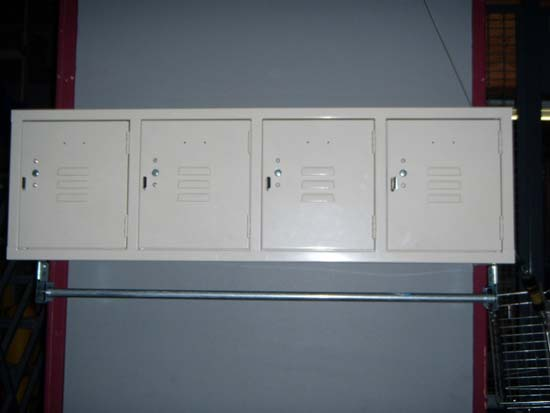 Wall Mount Lockers - Small Metal Wall Lockersimage 1