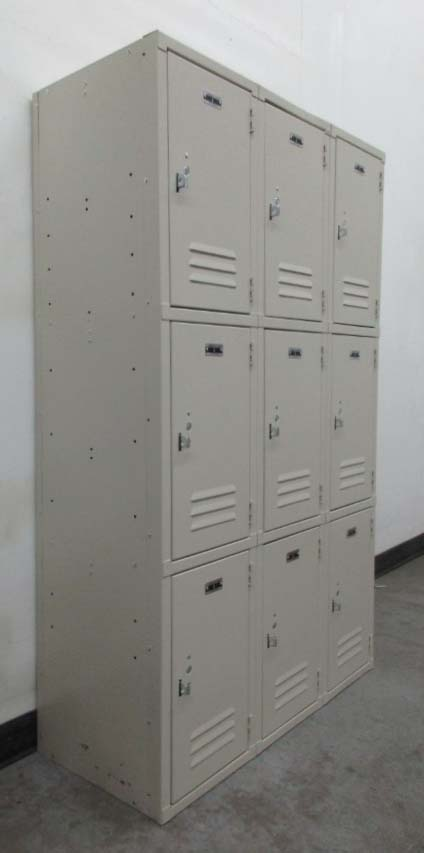 Employee Break Room Lockers