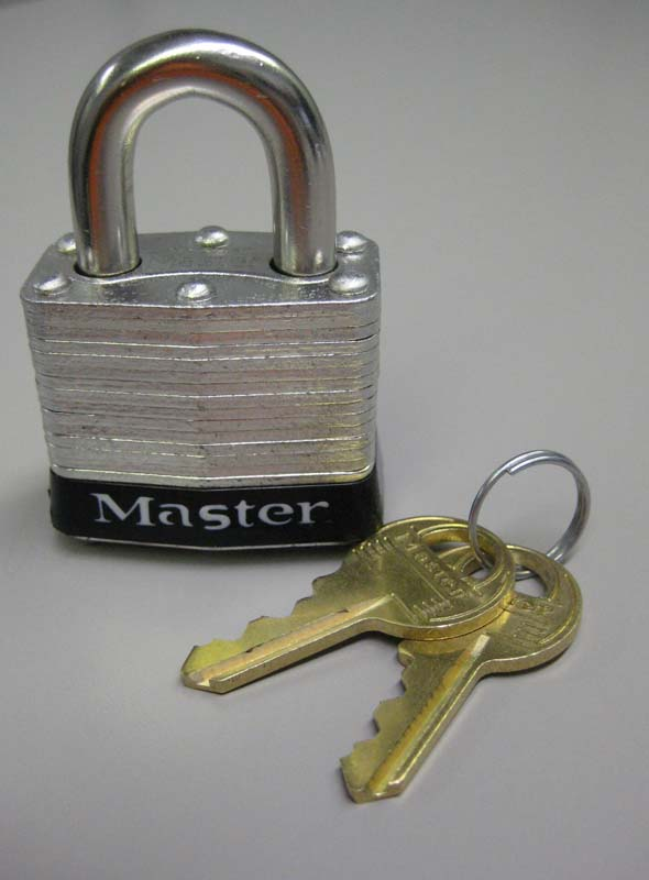 Keyed Padlock 11MKimage 1