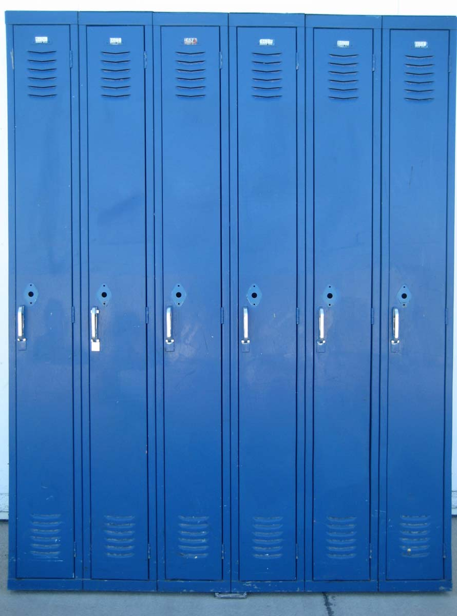 Used Metal School Lockers -Image2