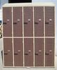 Welded Sports Lockers