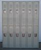 Double Tier School Hall Lockers