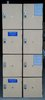 Wood Laminate Box Lockers